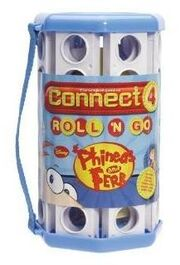 Phineas and Ferb, Connect Four, Roll 'n Go
