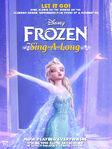 Frozen SingAlongposter