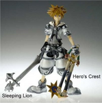 Sora Final Form (Play Arts Figure)