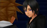 Sora meets Xion