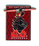 WDW - Star Wars Weekend 2012 - Darth Maul Donald Logo Pin