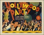 HollywoodParty MoviePoster 1934 100