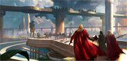 Invasion of Asgard TDW Concept Art