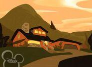 Stoppable House Dusk