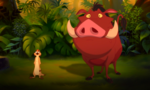 Timon Pumbaa Lion King 3067