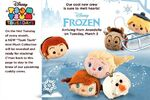 Frozen Tsum Tsum Tuesday