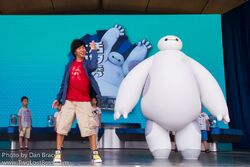 Baymax Super Exercise Expo Shanghai