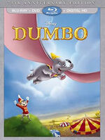 Dumbo 75th Anniversary Blu-ray