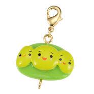 Peas in a Pod Tsum Tsum Charm