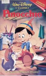 PinocchioItalianVHS1996