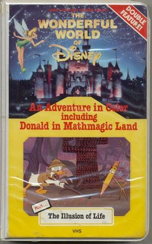 File:Wonderful-World-of-Disney-An-Adventure-in-Color-including-Donald-In-Mathmagic-Land 51AX0E9DW8L.jpg