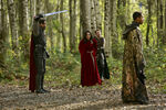 Once Upon a Time - 5x08 - Birth - Released Image - Arthur with Excalibur