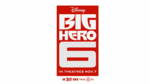 Big Hero 6 White Background