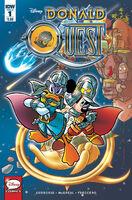 DonaldQuest 1 reg cover