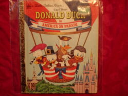 Donald Duck in America on Parade
