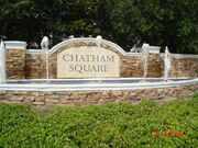 AV - Chatham Square Sign