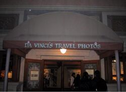 Da Vinci's Travel Photos