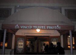 Da Vinci's Travel Photos