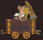 Sneezy Pin
