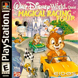 File:Walt Disney World Quest - Magical Racing Tour Coverart.png