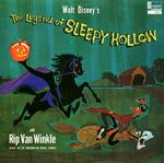 Legend of Sleepy Hollow vinyl cover 2