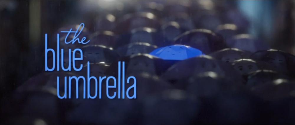 Blue Umbrella Disney The Blue Umbrella