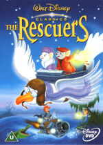 The Rescuers 2002 UK DVD