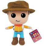 Woody plush