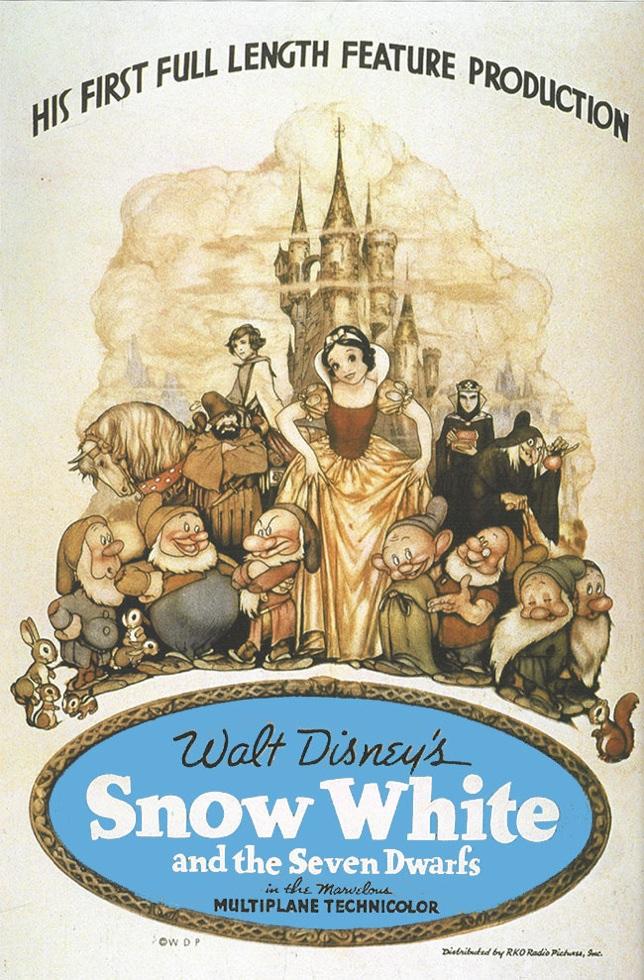 1937 Disney Wiki Fandom Powered By Wikia