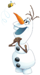 Olaf bee