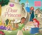 Disney Princess Dear Princess Book