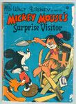 Mickey and surprise visitor comic