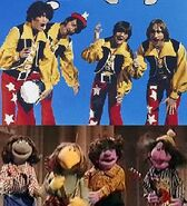 Monkees Muppets