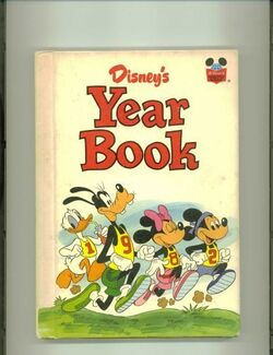 Disneys year book 1982