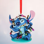 Stitch Illumination Light ornament
