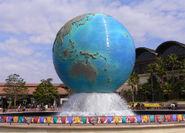 DisneySea Aquasphere