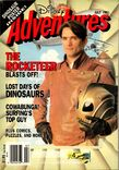 Disney adventures magazine cover july 1991 billy campbell