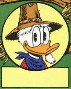 Hrgrandpa duck