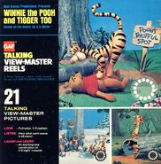 Winnie the Pooh and Tigger Too ViewMaster