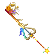 Kairi's Keyblade - Destiny's Embrace KHII