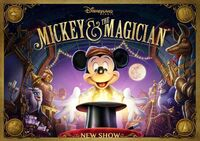 Mickey and the Magician 01
