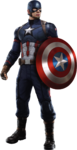 Captain america civil war cap icon