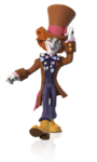 Disney INFINITY Mad Hatter Render