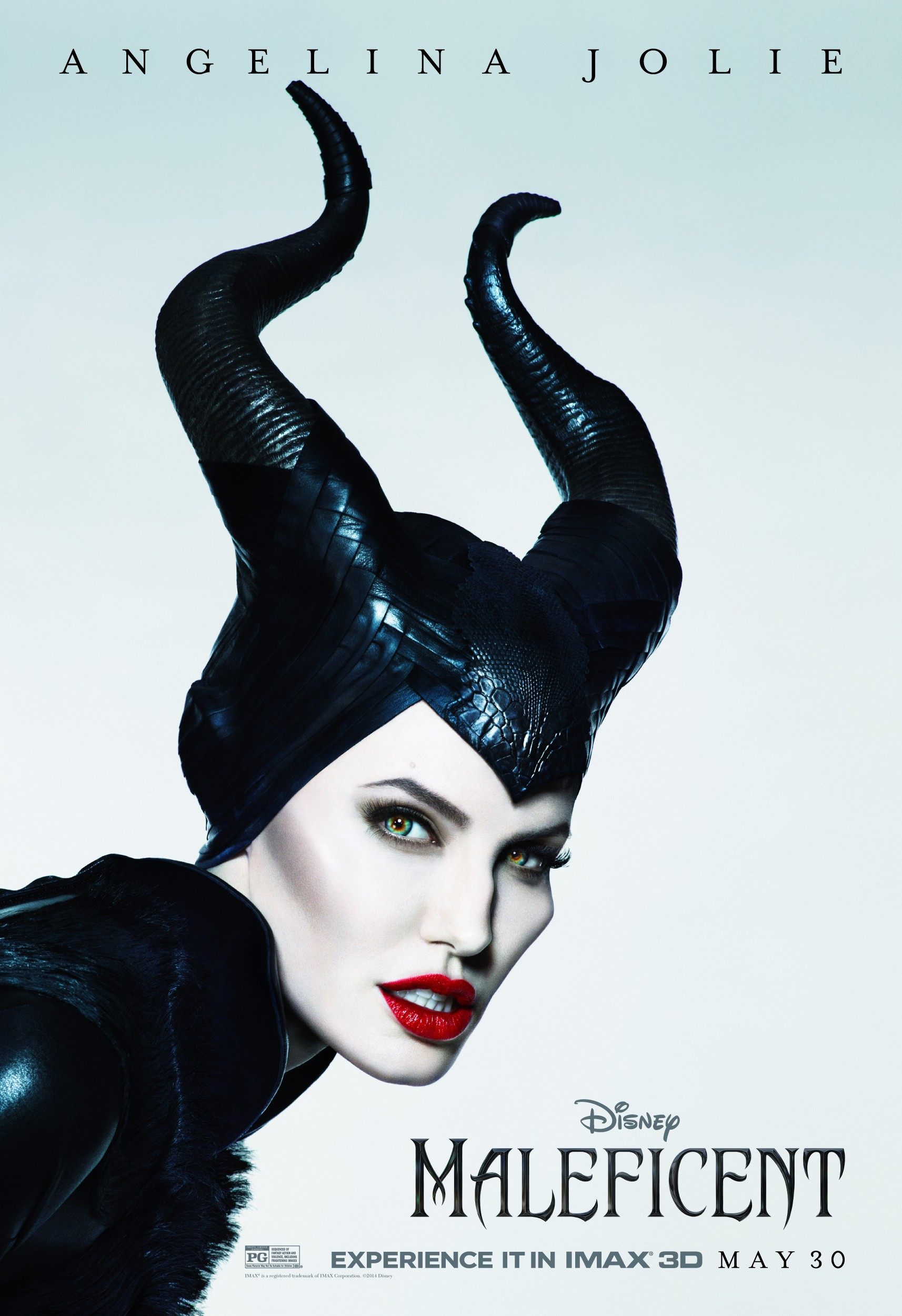 Amazon.com: Maleficent (2014) 12X18 Movie Poster (THICK ...