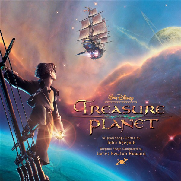 Treasure Planet (soundtrack) | Disney Wiki | Fandom ...