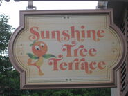Sunshine Tree Terrace