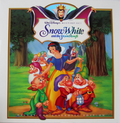 Snow White Laserdisc Cover