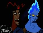 Jafar& Hades-Hercules and the Arabian Night05