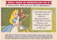 Royal stars of wonderland card 15 640