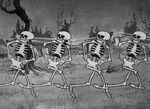 The skeleton dance 2large